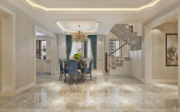 140平米四室三厅欧式风格走廊图