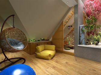 豪华型140平米别墅混搭风格阁楼欣赏图