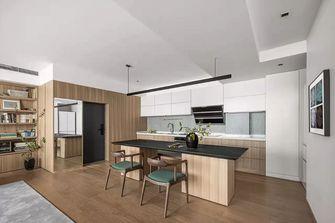 豪华型90平米田园风格餐厅装修效果图