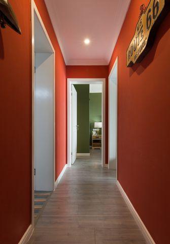 70平米美式风格走廊欣赏图