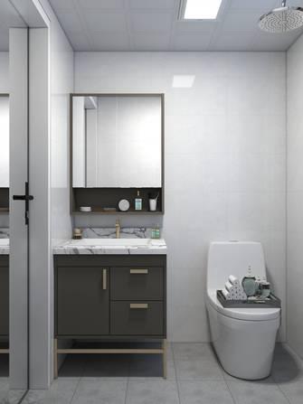 15-20万110平米三室两厅欧式风格卫生间图
