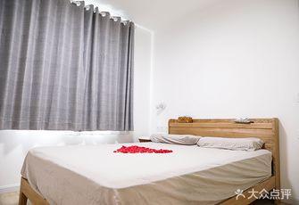 经济型60平米公寓日式风格卧室图片大全