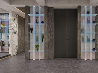 豪华型140平米复式现代简约风格玄关图