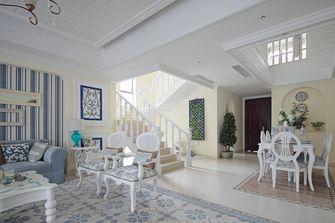 3万以下140平米别墅地中海风格客厅装修案例