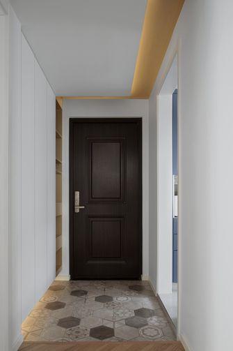 豪华型110平米三室两厅北欧风格玄关图片大全