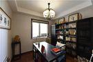 豪华型140平米四室两厅中式风格书房设计图
