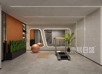 140平米复式现代简约风格健身房装修案例