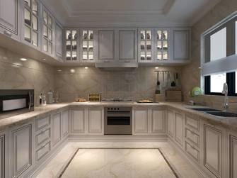 豪华型140平米美式风格厨房设计图