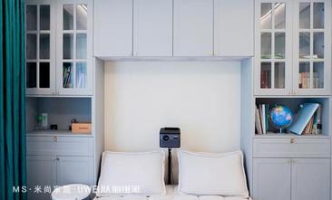 法式风格书房效果图