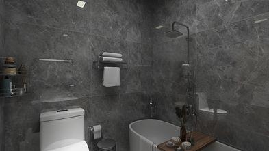 110平米三室两厅现代简约风格卫生间装修图片大全