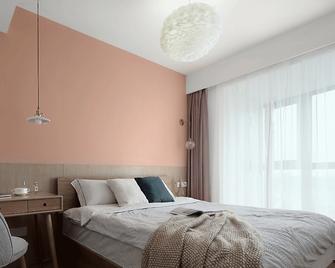 富裕型80平米北欧风格卧室图片大全