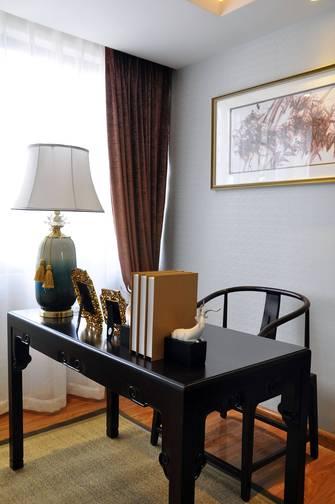 10-15万140平米三室三厅中式风格书房装修案例