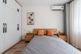 经济型90平米北欧风格卧室效果图
