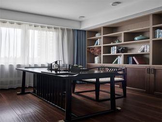 20万以上140平米四室两厅中式风格书房图片