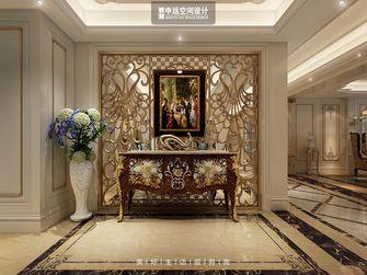 20万以上140平米别墅法式风格玄关欣赏图