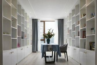 豪华型140平米四室一厅美式风格书房欣赏图