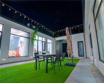 豪华型140平米混搭风格阳光房图