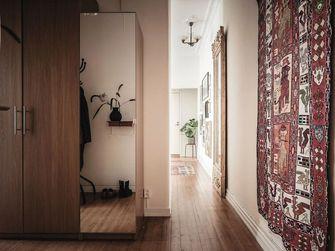 经济型50平米公寓混搭风格客厅装修案例