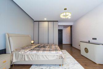 140平米四室两厅轻奢风格卧室图片大全