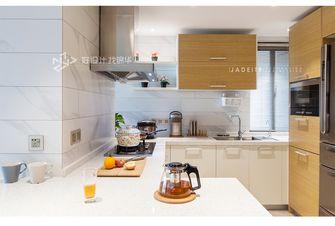 100平米复式北欧风格厨房欣赏图