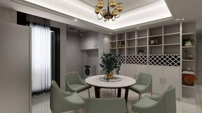四室两厅欧式风格餐厅装修效果图