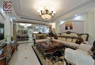 15-20万140平米四室两厅欧式风格客厅装修案例