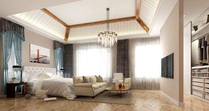 20万以上140平米四室两厅法式风格卧室效果图