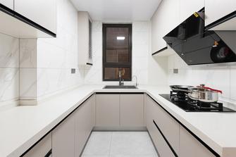 富裕型130平米三室两厅欧式风格厨房装修效果图