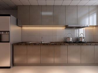 130平米三轻奢风格厨房欣赏图