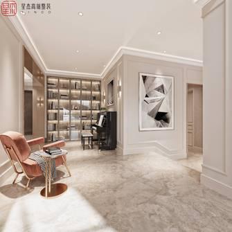 20万以上140平米别墅轻奢风格走廊设计图