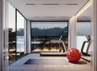 140平米别墅混搭风格健身房装修效果图