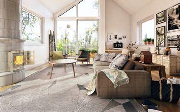 豪华型130平米三美式风格阁楼图片