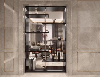 140平米四室三厅欧式风格玄关设计图