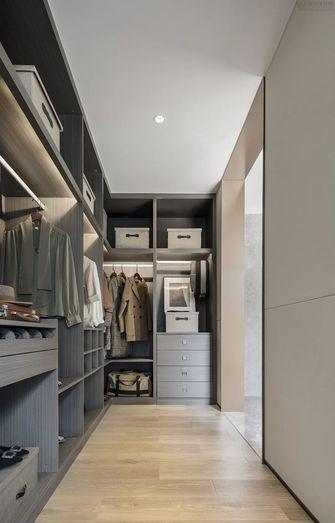 豪华型140平米四室一厅中式风格衣帽间图