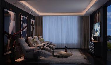 豪华型140平米中式风格影音室设计图