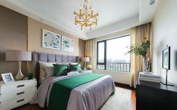10-15万140平米三室两厅新古典风格卧室装修图片大全