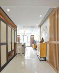 豪华型120平米三室一厅中式风格走廊效果图