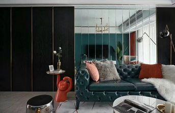 豪华型140平米三室两厅美式风格客厅效果图