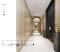 20万以上140平米四混搭风格走廊设计图