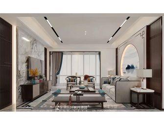 豪华型130平米三室两厅中式风格客厅欣赏图