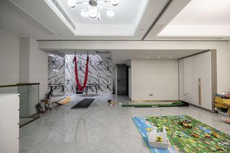 豪华型140平米别墅港式风格储藏室装修案例