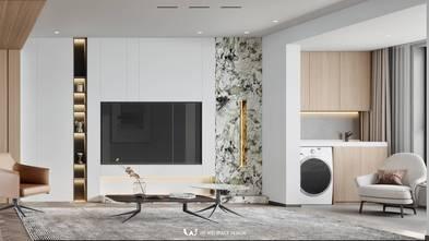 豪华型140平米四室两厅现代简约风格客厅欣赏图