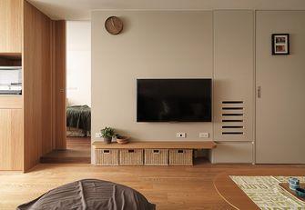 50平米一居室日式风格客厅图片大全