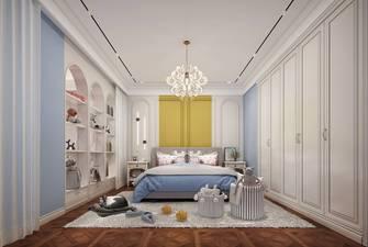140平米别墅欧式风格青少年房效果图