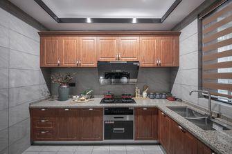 15-20万120平米三室两厅中式风格厨房图片