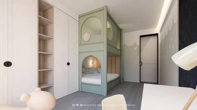 豪华型140平米四室两厅中式风格青少年房装修效果图