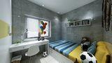 10-15万140平米三室两厅工业风风格卧室装修效果图