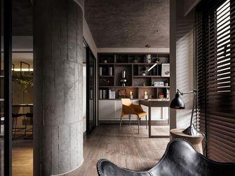 豪华型130平米四室两厅工业风风格书房装修效果图