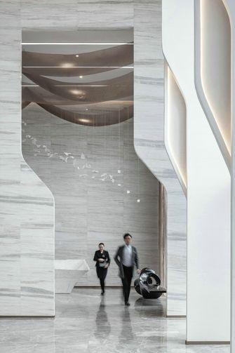 140平米一居室轻奢风格其他区域欣赏图