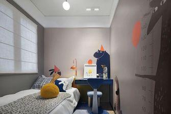富裕型110平米三美式风格青少年房装修图片大全